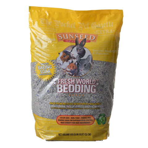Sunseed Fresh World Bedding 975 CI
