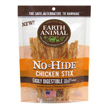 Earth Animal No Hide 10 Pack Chicken Stix