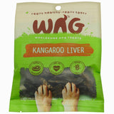 Wag - Kangaroo Liver Dog Treats (200g)