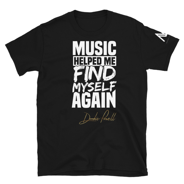 Doobie Powell Signature Tee