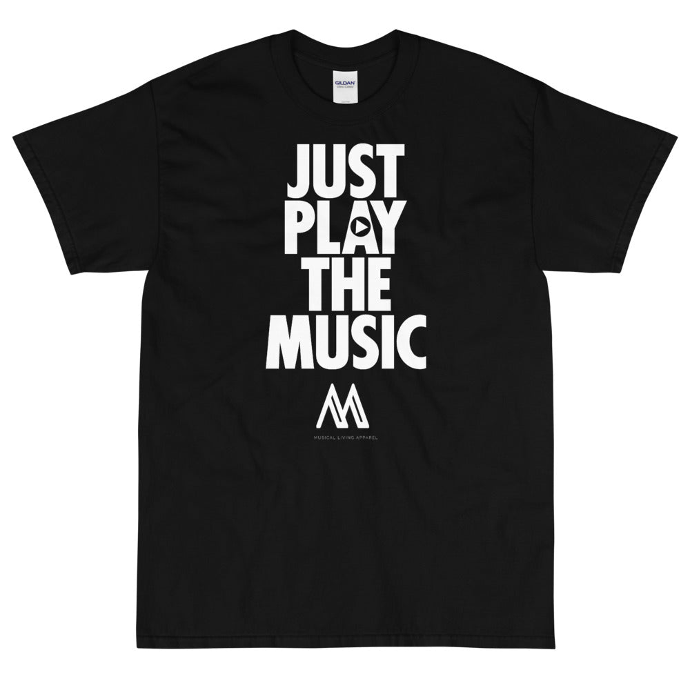 Just Play The Music PLUS SIZES