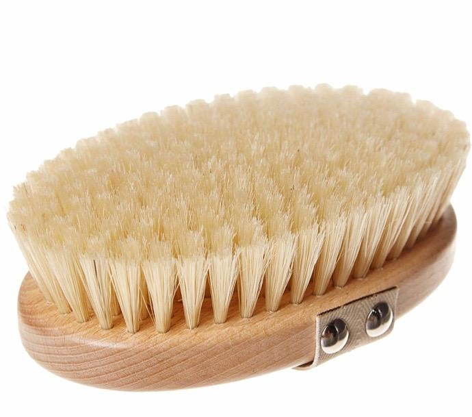 NEW! Exfoliating & Cellulite Reducing- Professional Body Brush - Kateyspicks