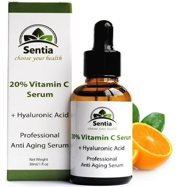 NEW! Vitamin C serum - Kateyspicks
