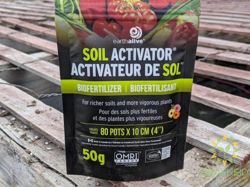 Earthalive Soil Activator Biofertilizer