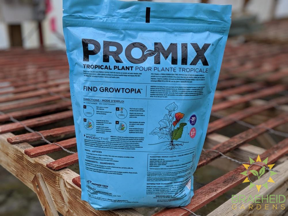 About promix tropical soil bag