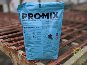 Pro-Mix african violet soil bag