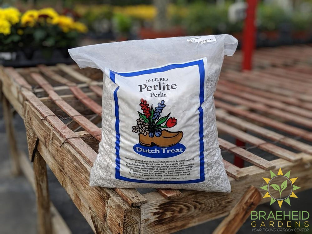 Dutch Treat Perlite