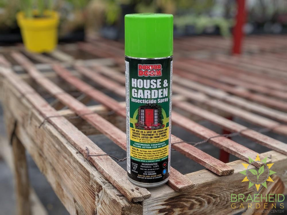 Dr Doom House & Garden Insecticide Spray