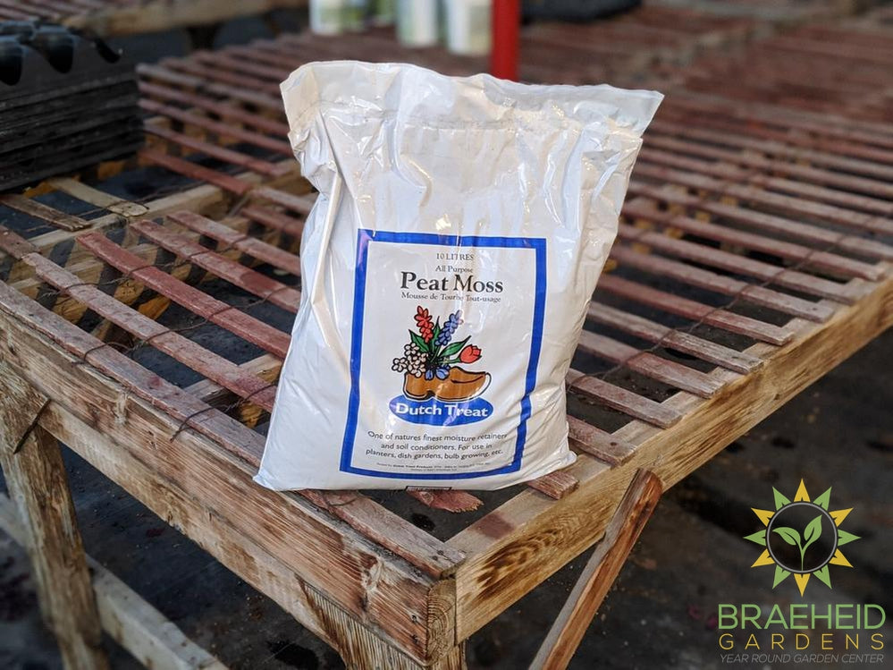 Dutch Treat Peat Moss