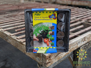 Jiffy Tomato & Vegetable Greenhouse