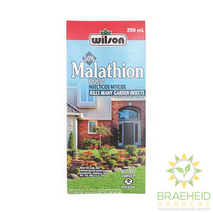 Wilson Malathion Insecticide Concentrate - 250ml