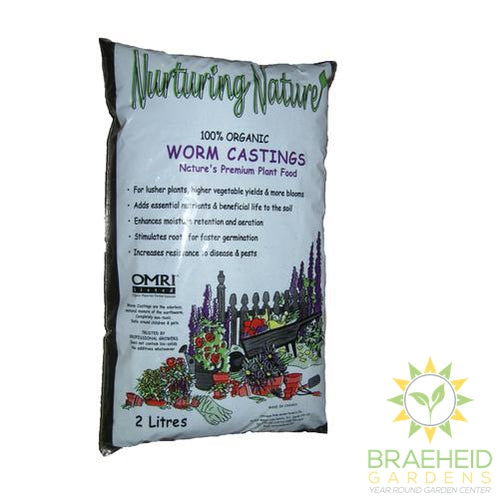 Nurturing Nature Worm Castings