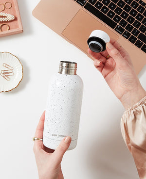 Small Speckled Water Bottle - CGD LONDON ?id=16574646943767