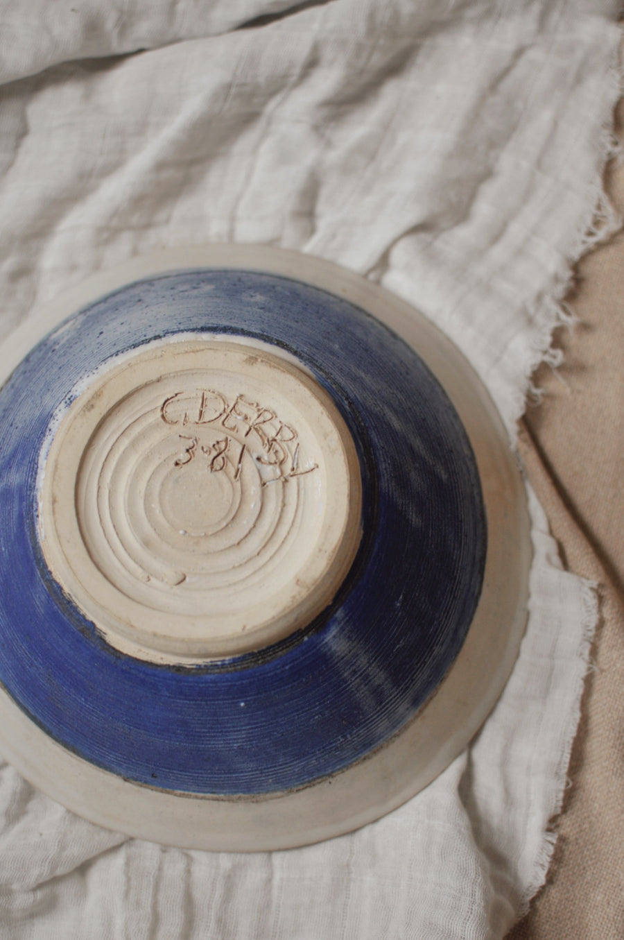 Azul Ceramic Bowl