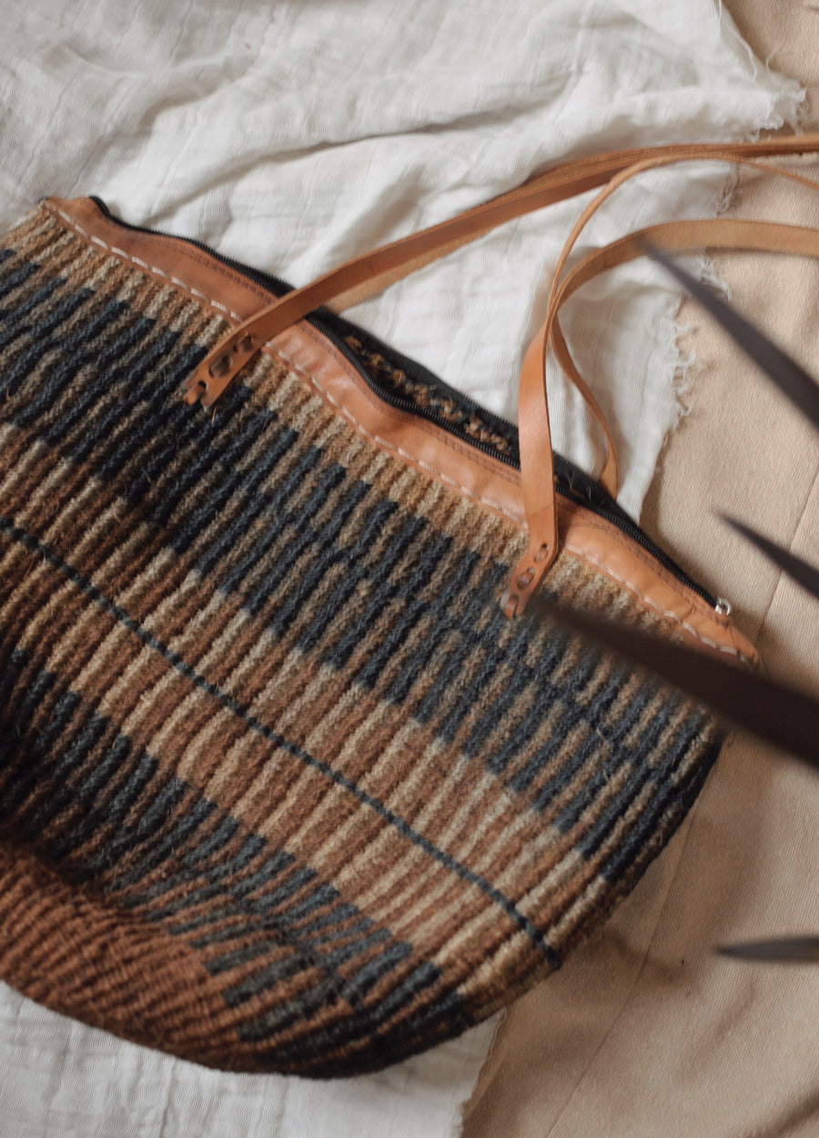 Handwoven Shoulder Bag