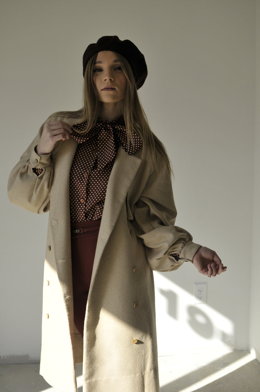Tweed Trench