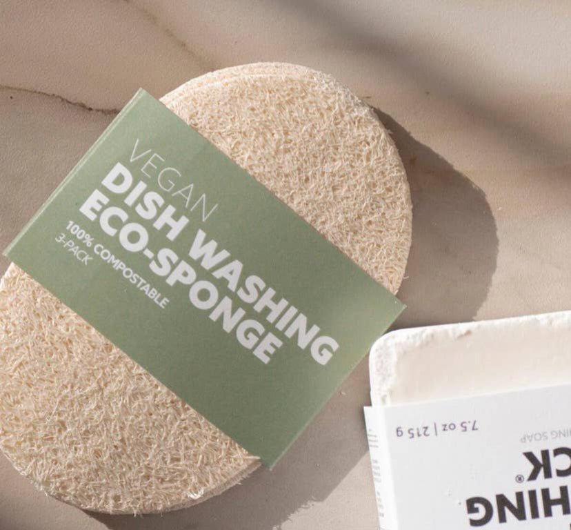 Vegan Dish Washing Eco-Sponge