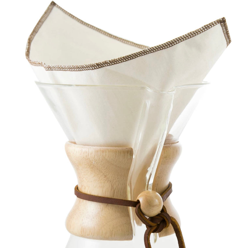 CoffeeSock HotBrew Coffee Filters-Chemex Style 6-10 cup