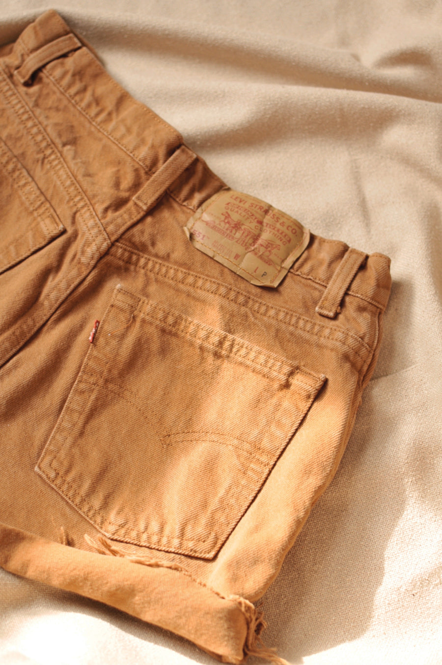 Levi's Cutoffs