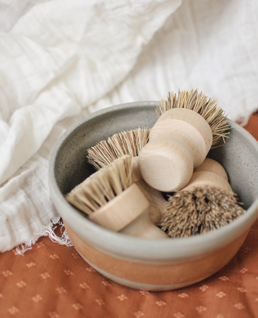 Beechwood Pot Brush