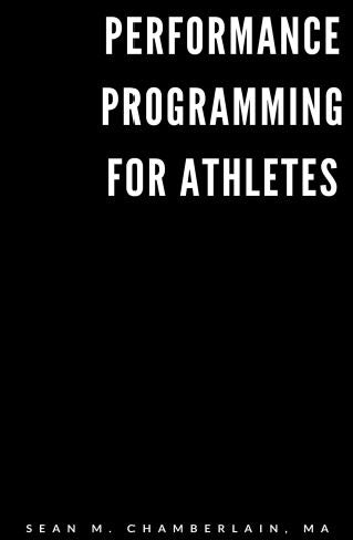 Performance Programming for Athletes