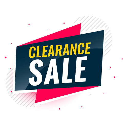 "CLEARANCE <img class=""lazyload"" data-src=""https://cdn.shopify.com/s/files/1/2922/2556/files/clearance.jpg?v=1594934512"">"