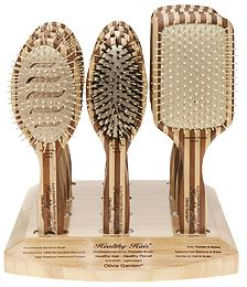 HEALTHY HAIR | ECO-FRIENDLY BAMBOO PADDLES
