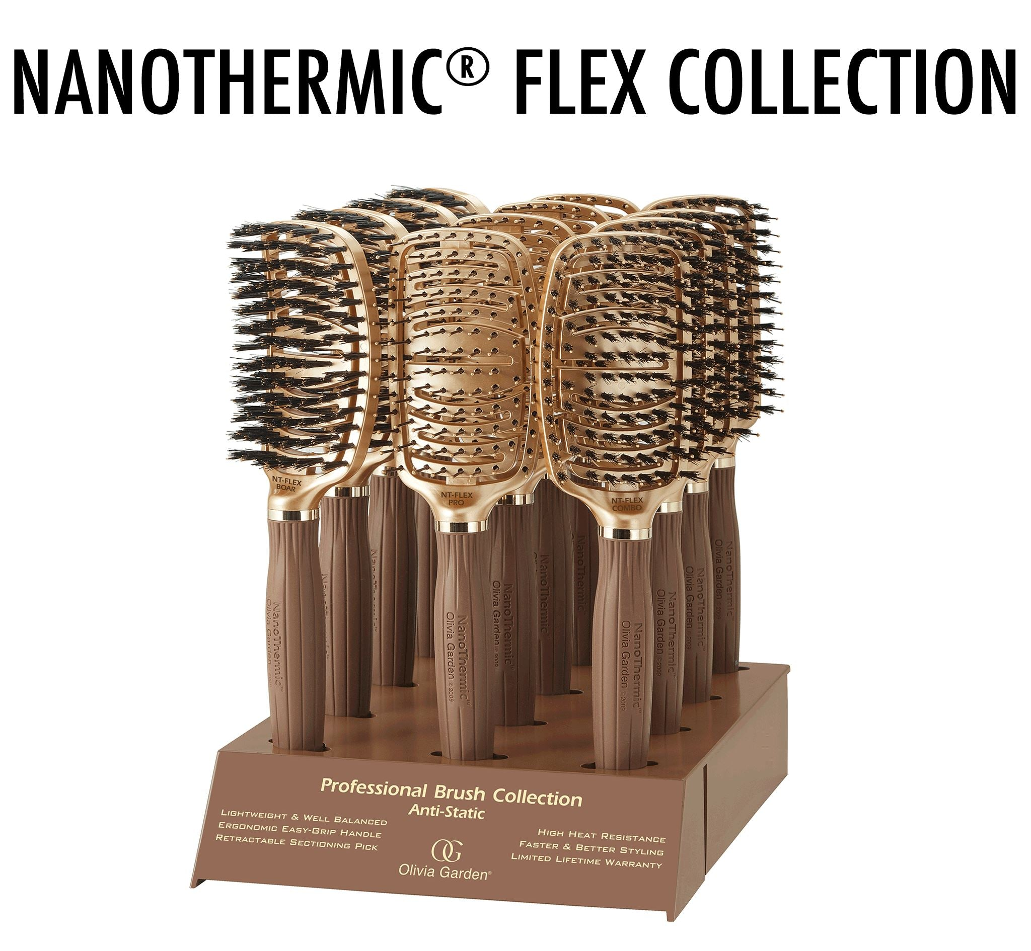 NanoThermic® Flex Collection