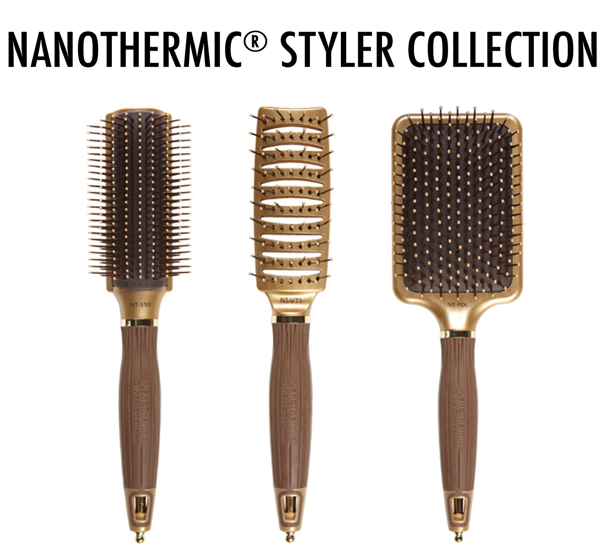 NanoThermic® Styler Collection