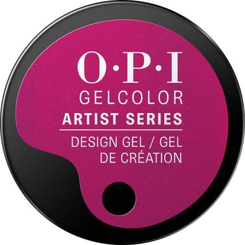 01- A fuchsia too many GELCOLOR OPI