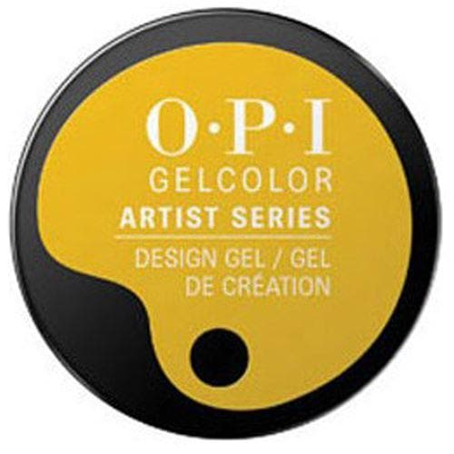 02- A Sunny Disposition GELCOLOR OPI