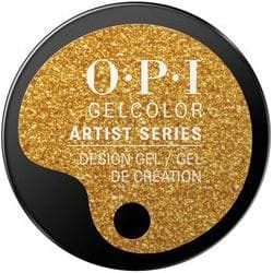 12- In a Gold Rush | GP012 | OPI | SHSalons.com