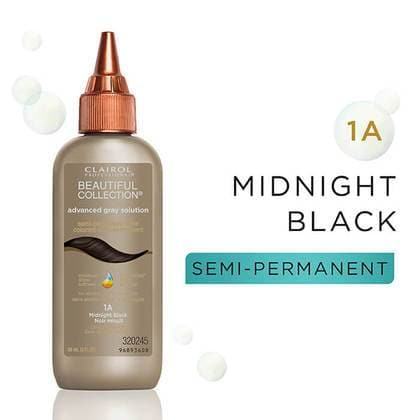 1A Midnight Black | Beautiful Collection AGS | CLAIROL PROFESSIONAL | SHSalons.com