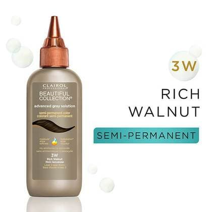 3W Rich Walnut | Beautiful Collection AGS | CLAIROL PROFESSIONAL | SHSalons.com