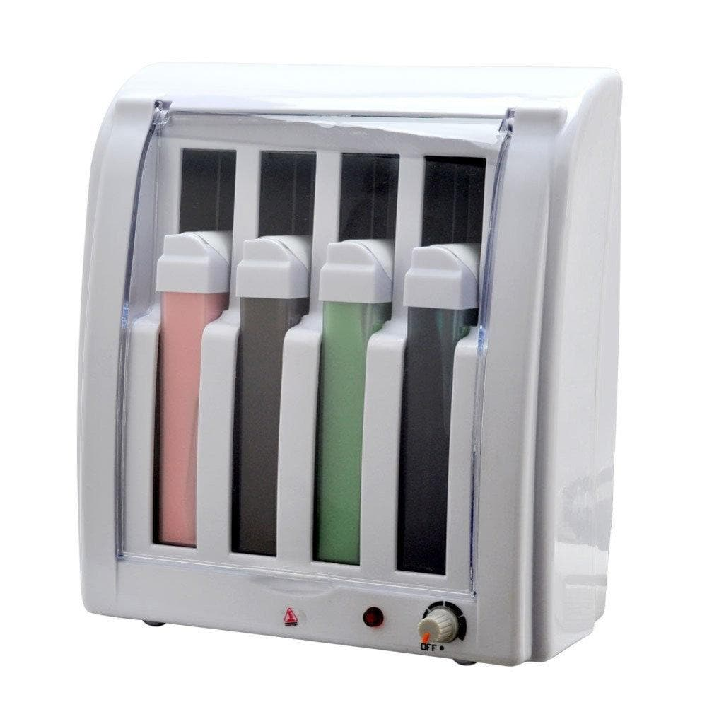 4 Roll On Cartridge Wax Warmer (4 x 100ML - Wax is not included) | HUINI | SHSalons.com