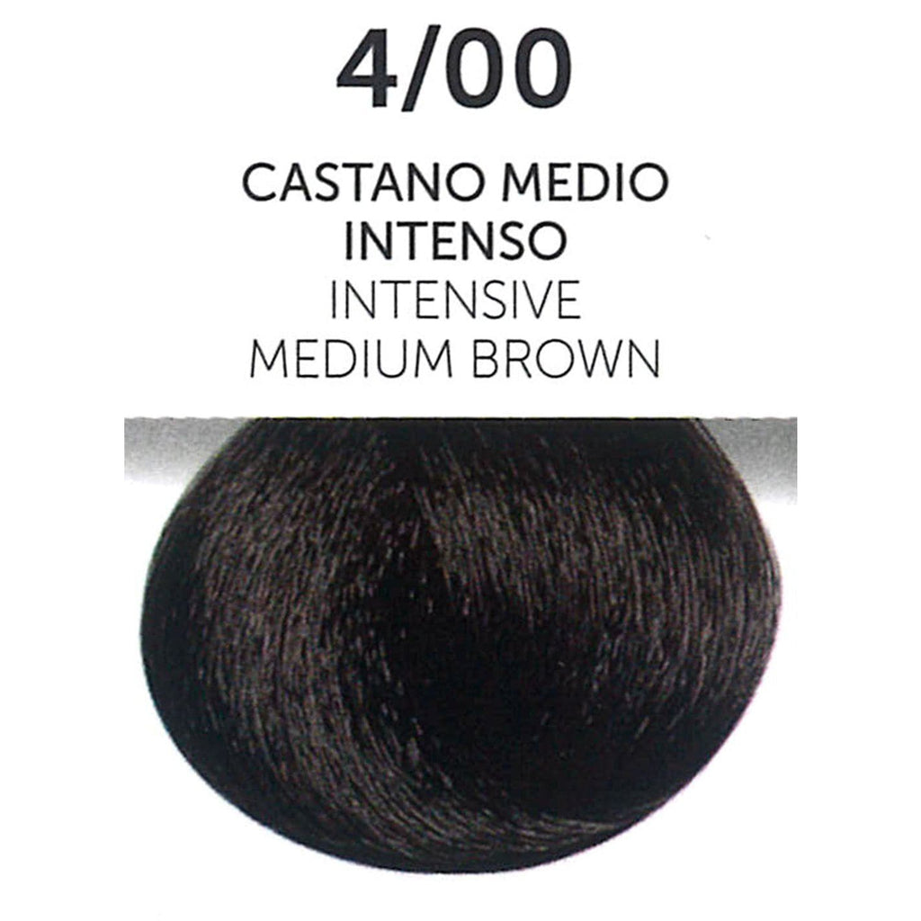 4/00 Intensive Medium Brown | Permanent Hair Color | Perlacolor | OYSTER | SHSalons.com