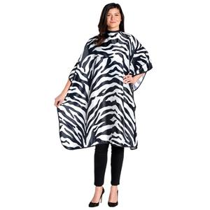 Zebra Styling Cape | 4059 | SALONCHIC | SHSalons.com