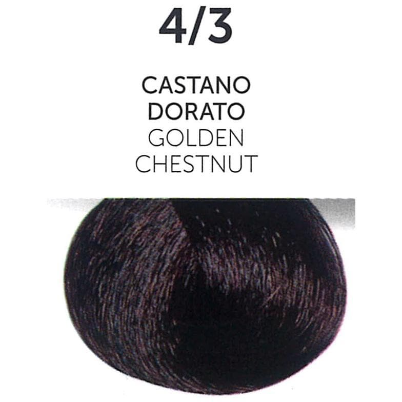 4/3 Golden Chestnut | Permanent Hair Color | Perlacolor | OYSTER | SHSalons.com