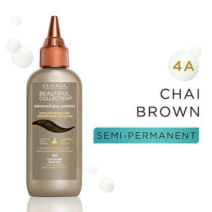 4A Chai Brown | Beautiful Collection AGS | CLAIROL PROFESSIONAL | SHSalons.com