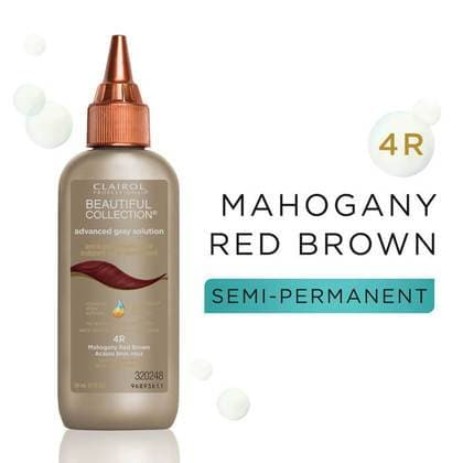 4R Mahogany Red Brown | Beautiful Collection AGS | WELLA PROFESSIONAL | SHSalons.com