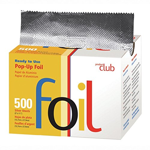 Foil Sheets | Silver | 5 x 11"