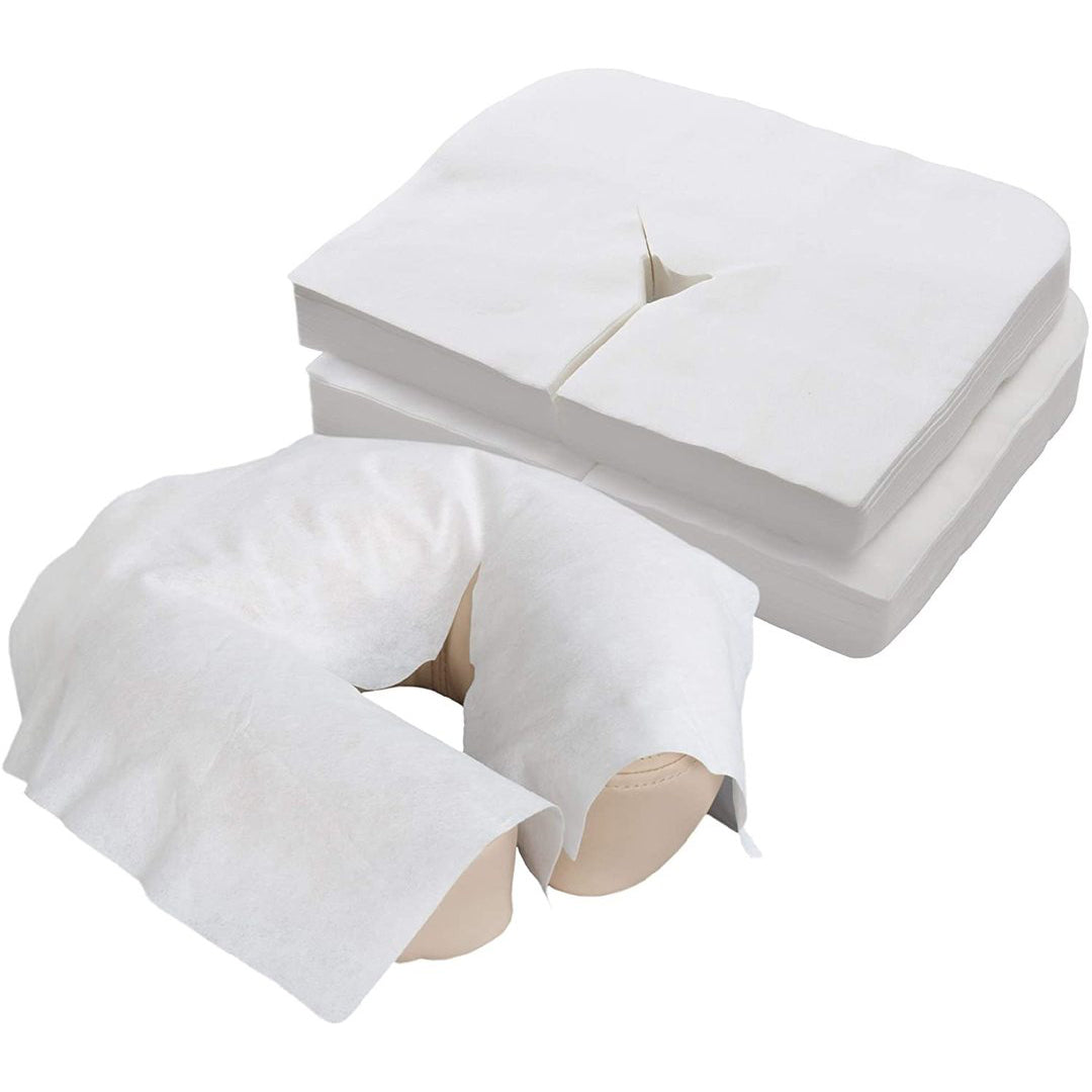 Disposable Face Cradle Covers(100/pack) - SH Salons