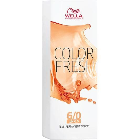 6/0 - Color Fresh HAIR COLOR WELLA PROFESSIONAL