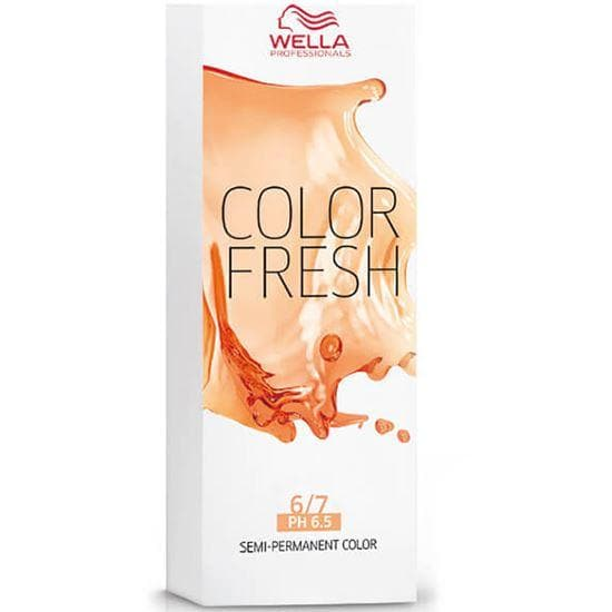 6/7 - Color Fresh HAIR COLOR WELLA PROFESSIONAL
