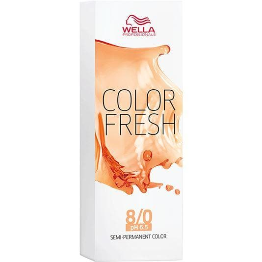 8/0 - Color Fresh HAIR COLOR WELLA PROFESSIONAL