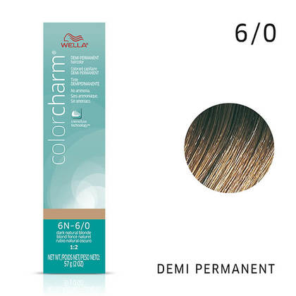 6N Dark Natural Blonde | Demi-Permanent