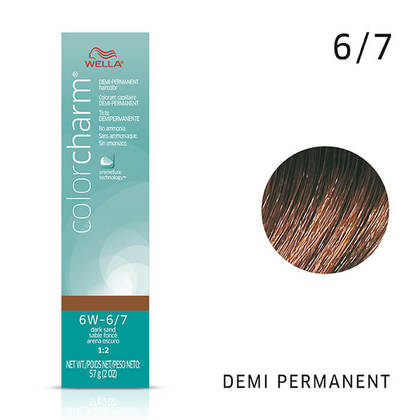 6W Dark Sand | Demi-Permanent