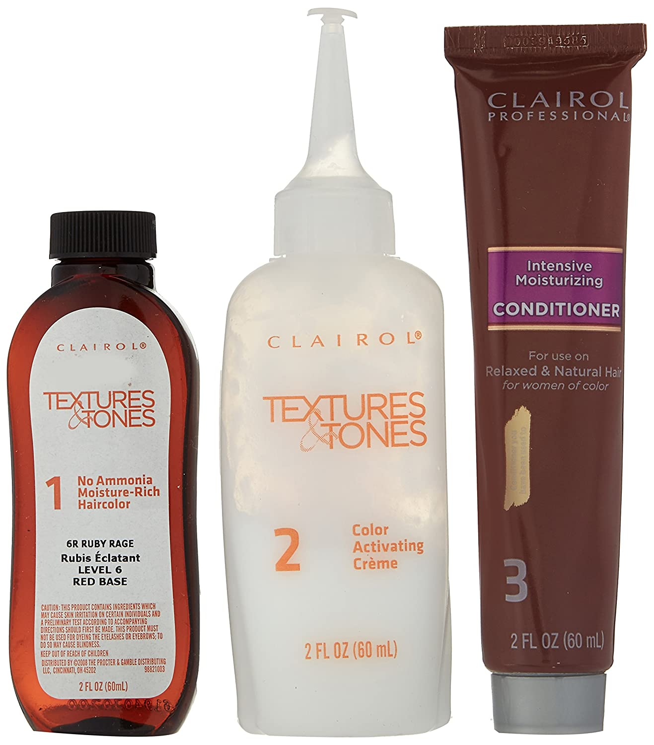 6R Ruby Rage | Clairol Textures & Tones - SH Salons