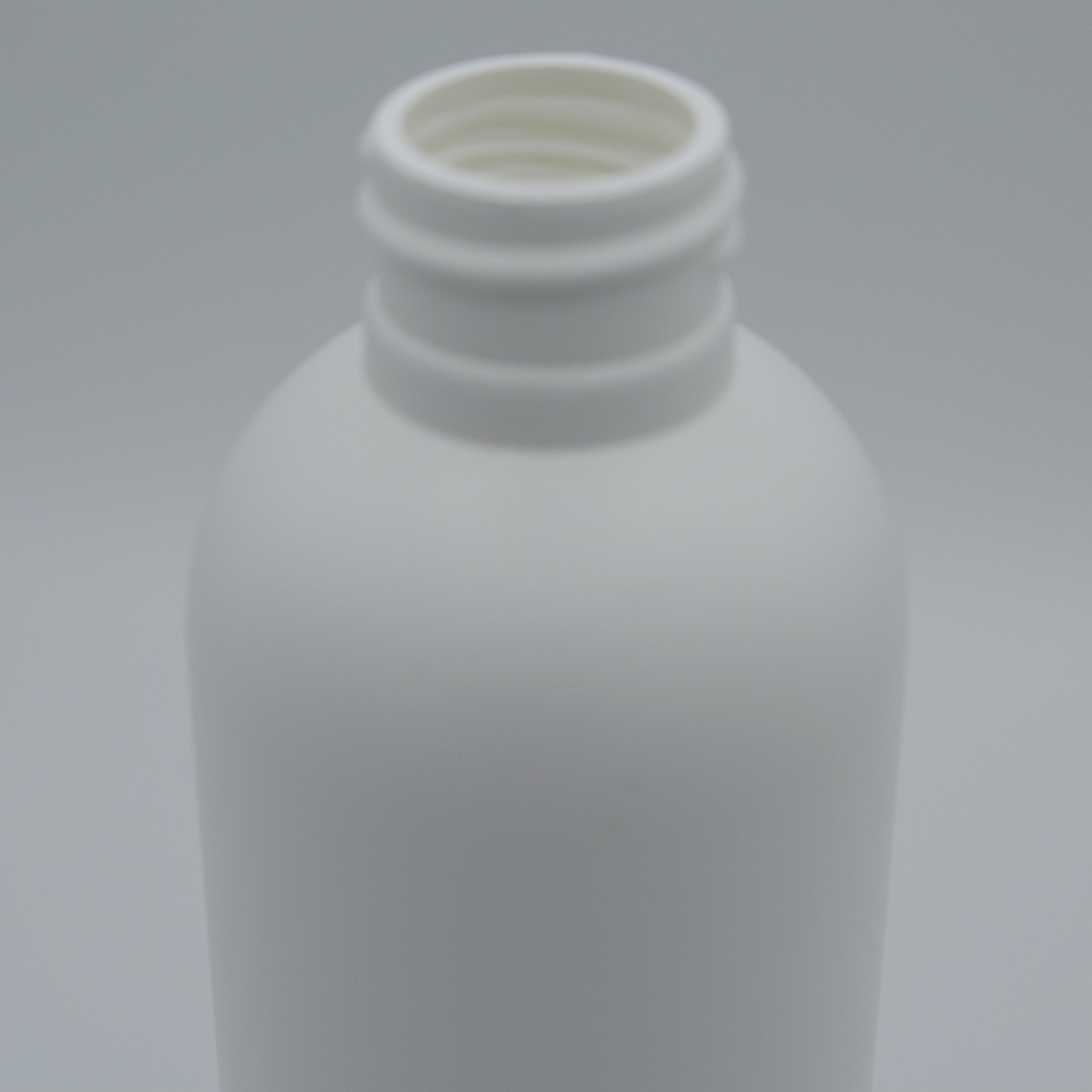 8oz | White Bottle | Neck Size 24/410 | Bullet (420 PCS per Case) | SSW | SHSalons.com