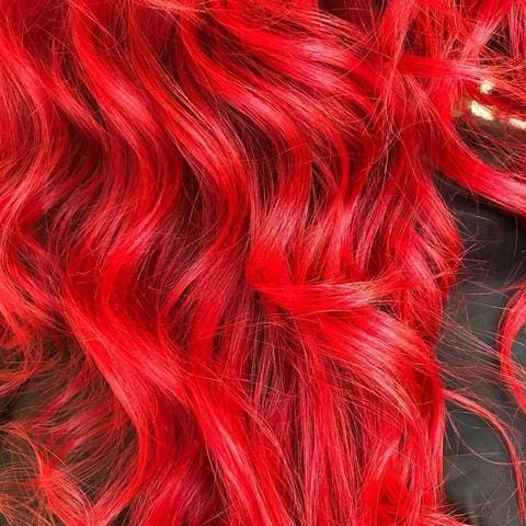90 RED - SH Salons